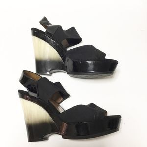 Donald J. Pliner Dyno Wedge Sandals